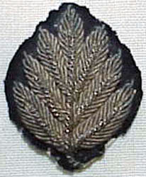 Lt. Colonel's Leaf