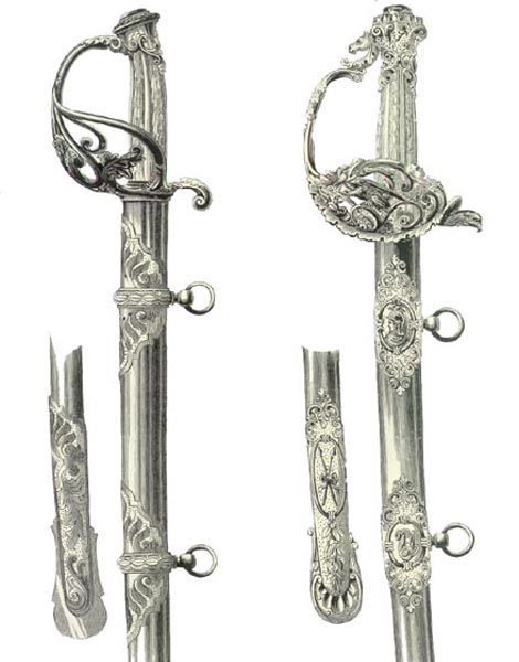 SWORDS AND SCABBARDS