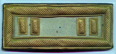 Captain's Shoulder Strap