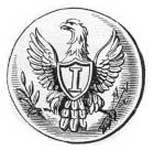 Infantry Officer's Button