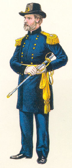 Us Army Regulations Illustration Link 28 Brigadier Generals Uniform