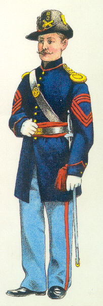 Artillery Sergeant Major