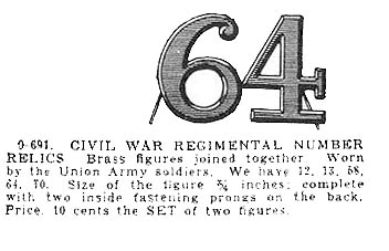 Regimental Number