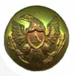Artillery Officer's Button