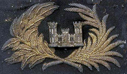 Ornament for Engineer's Corps