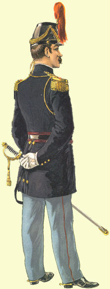 Light Artillery Officer