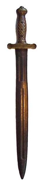 Foot Artillery Sword