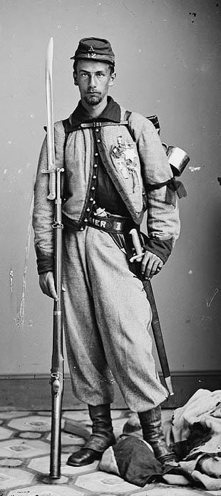 Fire Zouave Uniform
