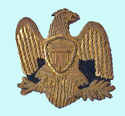 saddle cloth eagle