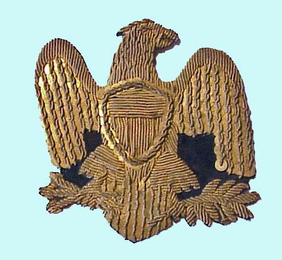saddle cloth eagle