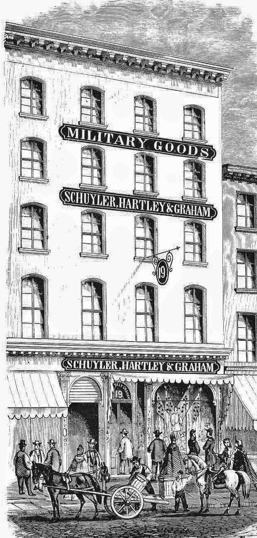 Schuyler, Hartley and Graham