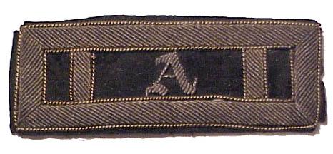 adjutant strap