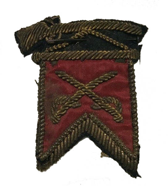 Wilson's Cavalry Corps Badge